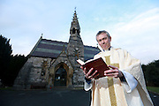 "EXCLUSIVE<br /> Vicar by day Punk Rock star by Night<br /> <br /> AN East Lancashire vicar is swapped hymns for rock music as he launches a bid for chart success.<br /> Rocking reverend Philip Chew, vicar of St Stephen's CofE Church, Oxford Road, Burnley, and his rock band Revisit are to release a single.<br /> Lead singer Philip, bassist Mark Hurlbut, from Accrington; John Mayor, drums, from Darwen, and lead guitarist, Graham Chapel from Langho formed Revisit six months ago.<br /> Now the band is hoping to release its single We're Under Attack in the next six weeks.<br /> The band, all in their 40s, hopes to get the record played on national radio, but members are remaining tight-lipped about how discussions are going.<br /> Philip writes the songs and uses themes such as morals and encouraging community under-standing.<br /> He said he had been told his singing style and music was similar in sound to The Smiths and U2.<br /> To gauge public opinion Revisit performed its first live gig to young people at the Play Centre, Dall Street, Burnley.<br /> Philip said: ""I think it is a misconception that a vicar should just be spending his time in church.<br /> ""In Christianity a priest is supposed to be in the world and that's what I am doing.<br /> <br /> ""We have been back together for about six months but this was the first proper gig we have done.<br /> ""We decided to play for the kids to see what they thought and we wanted to give something back to the young people because they do not often see live music in Burnley and going to gigs is expensive.<br /> ""The concert went really well, there was a good atmosphere and it got better as it went along. Everybody enjoyed themselves.""<br /> The gig included Revisit's own material as well as covers including songs from American punk rockers Green Day and David Bowie.<br /> Philip and Graham, who runs an engineering business, enjoyed limited success and toured the north-west in the post punk era of the 1980s as part of the band Euro-K.<br /> Mark, an optician, and John, a psychiatric nurse, were also members of the Blackburn-based band Th"