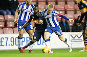 Wigan Athletic v Newcastle United 141216