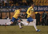 SAO PAULO, SP, BRASIL, 07/06/2011, 22h35:  Jogo da selecao brasileira de futebol contra a selecao da Romenia em Sao Paulo.  (Foto: Caio Guatelli)