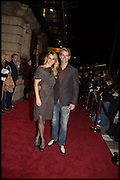 Trent Whiddon; Aliona Vilani, Memphis, The Musical. Press night and after party. Shaftesbury Theatre, London WC2 and party at Floridita, Wardour st. Soho.