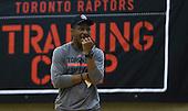 2015 Toronto Raptors Training Camp Vancouver