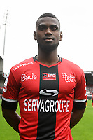 Abdoul Razzagui Camara during photocall of En Avant Guingamp for new season 2017/2018 on September 7, 2017 in Guingamp, France. (Photo by Philippe Le Brech/Icon Sport)