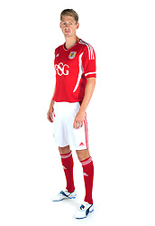- Joe Meredith/JMP - 30/06/11 - Bristol, England - Bristol City 2011/12 New Adidas Home Kit