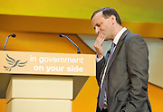 Liberal Democrats<br /> Autumn Conference 2011 <br /> at the ICC, Birmingham, Great Britain <br /> <br /> 17th to 21st September 2011 <br /> <br /> Steven Webb MP<br /> Minister of State for Pensions<br /> <br /> Photograph by Elliott Franks