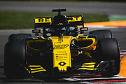 June 7-11, 2018: Canadian Grand Prix. Nico Hulkenberg (GER), Renault Sport Formula One Team, R.S.18