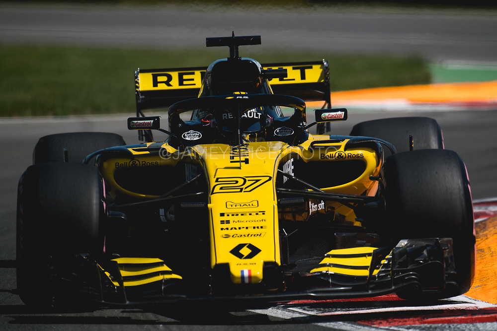 June 7-11, 2018: Canadian Grand Prix. Nico Hulkenberg (GER), Renault Sport Formula One Team, R.S.18