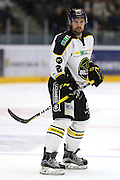 Spencer Humphries of Stavanger Oilers during the GET-ligaen match between Stavanger Oilers and Frisk Asker at DNB Arena, Stavanger , Norway on 13 October 2016. Photo by Andrew Halseid-Budd.