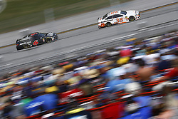 April 29, 2018 - Talladega, Alabama, United States of America - Trevor Bayne (6) brings his race car down the front stretch during the GEICO 500 at Talladega Superspeedway in Talladega, Alabama. (Credit Image: © Chris Owens Asp Inc/ASP via ZUMA Wire)
