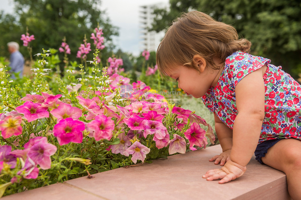 garden dedications sensory steppe AAS