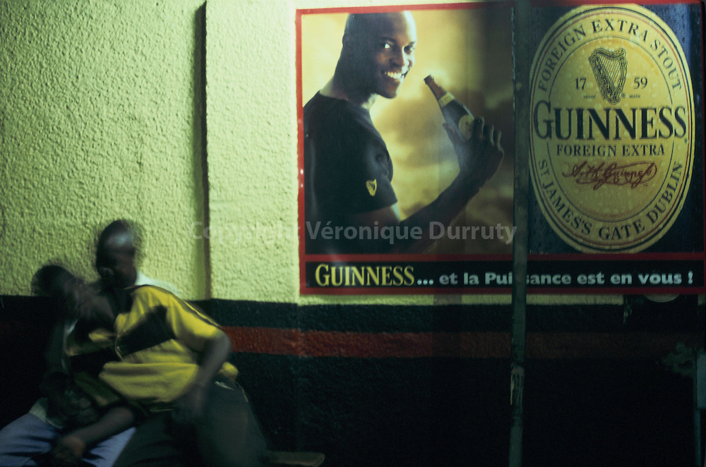 MAQUIS ( BAR ) A BOBO-DIOULASSO, BURKINA FASO