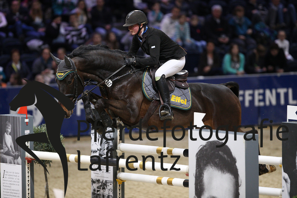 Schulze Topphoff, Marie (GER), Le Point KOE<br /> Braunschweig - Löwen Classics 2016<br /> U25 Springpokal<br /> © www.sportfotos-lafrentz.de / Stefan Lafrentz