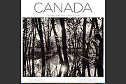 PRODUCT: Calendar<br /> TITLE: Canada in Black & White Wall 2018<br /> CLIENT: Wyman Publications / Browntrout Canada