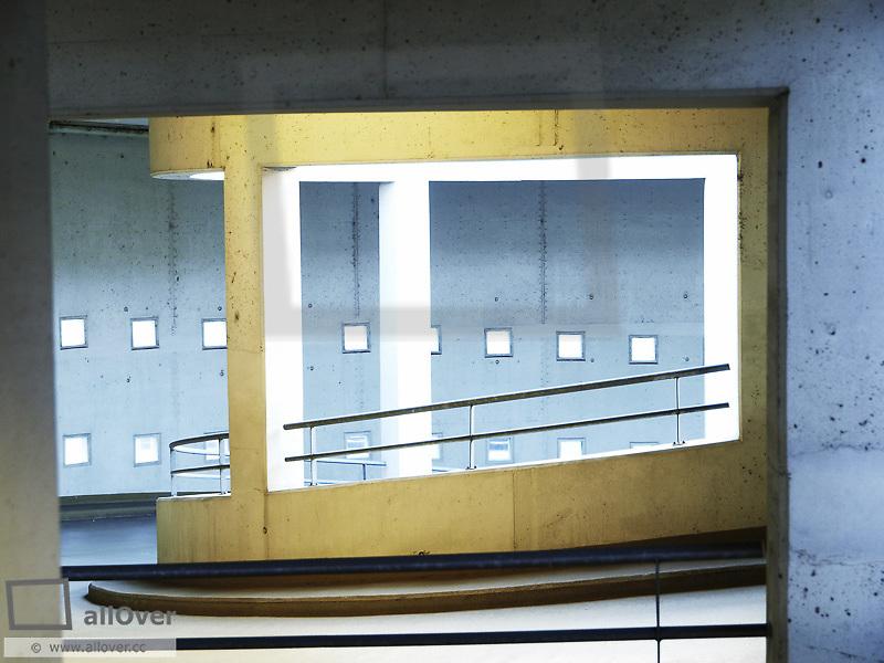 Parking garage, multi-story car park