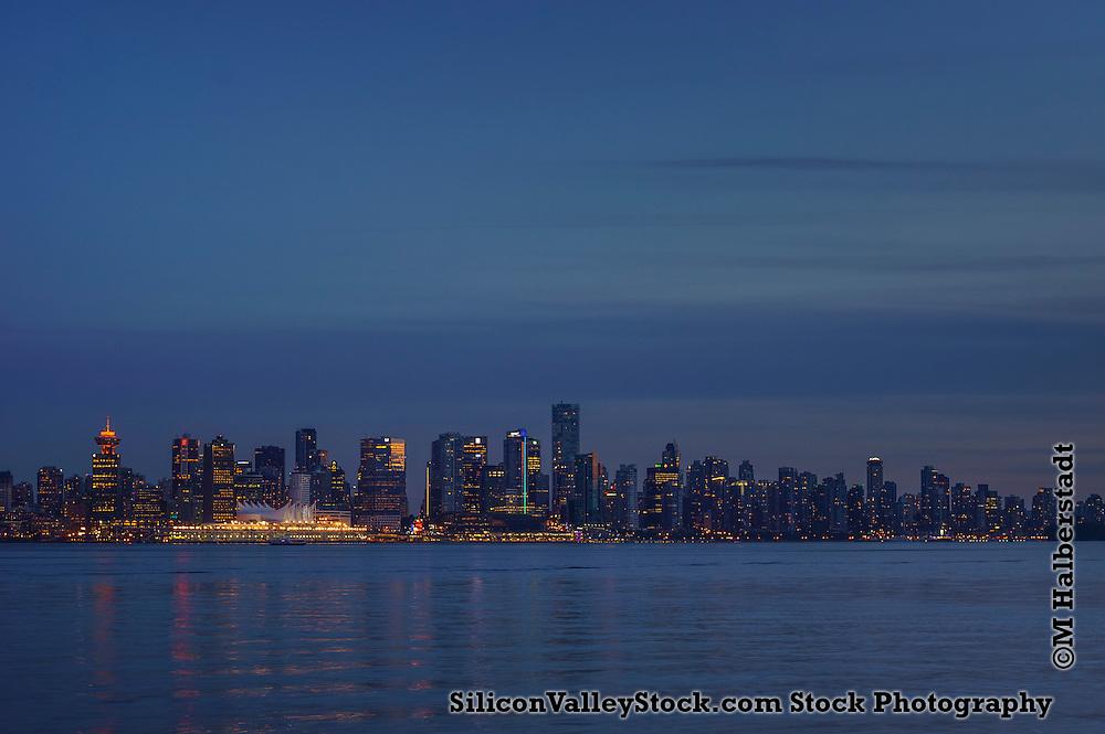 Skyline at Night
