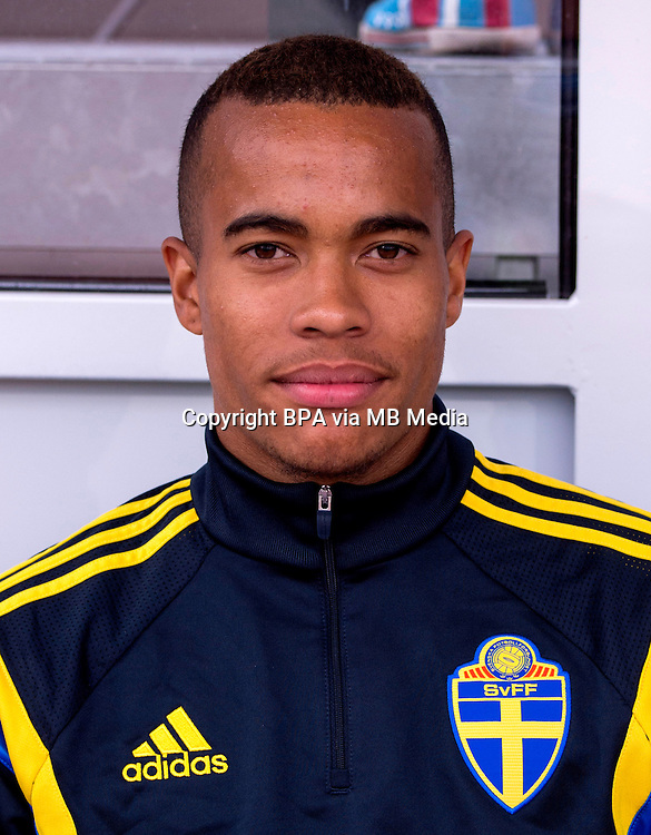 Fifa Men&acute;s Tournament - Olympic Games Rio 2016 - <br /> Sweden National Team - <br /> Robin Quaison