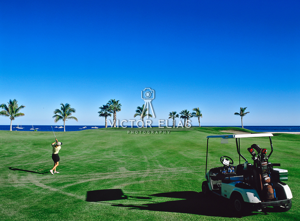 Palmilla Golf course. San Jose del Cabo, Mexico.