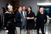 DAPHNE GUINNESS; SIMON ABOUD; SIR PAUL MCCARTNEY; MARY MCCARTNEY; Told, The Art of Story by Simon Aboud. Published by Booth-Clibborn editions. Book launch party, <br /> St Martins Lane Hotel, 45 St Martins Lane, London WC2. 8 June 2009
