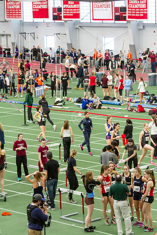 Boston University Valentine Indoor track & field meet:
