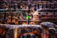 &ldquo;The Holy Cross blesses the Christian martyrs of the Roman Coliseum&rdquo;&hellip;<br />