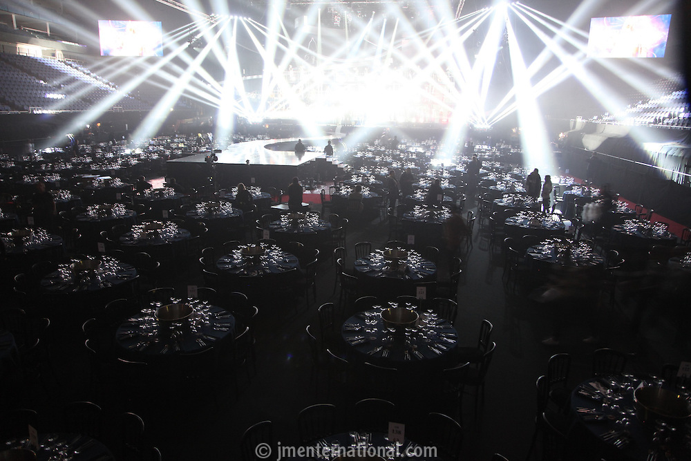 The BRIT Awards 2013, Jan 10, 2013 (Photo/John Marshall JME)