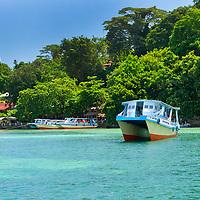 Alberto Carrera, Touring Boats, Bunaken National Marine Park, Bunaken, North Sulawesi, Indonesia, Asia