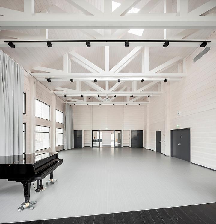 Ruoveden seurakuntakeskus, HIMLA Arkkitehdit