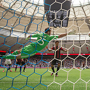 The Vancouver Whitecaps vs. Atlanta FC at BC Place in MLS action in Vancouver-