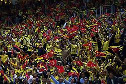 April 25, 2017 - °Stanbul, Türkiye - Fenerbahce - Panathinaikos Euroleague Basketball Quarter Final Game at Ulker Sports Arena, Atasehir, Istanbul (Credit Image: © Depo Photos via ZUMA Wire)