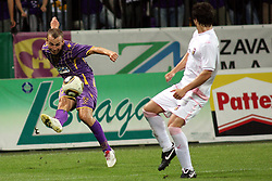 Dalibor Volas  of Maribor during the UEFA Europa League play-offs second leg match between NK Maribor and US Citta di Palermo at Ljudski vrt Stadium on August 26, 2010 in Maribor, Slovenia. Maribor defeated Palermo 3-2 but Palermo won in total 5-3 and qualified for Europa league. (Photo by Marjan Kelner / Sportida)