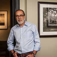 Peter J. Raimondi, President & CEO, Banyan Partners, Palm Beach Gardens, Florida, photographed for Investment News.