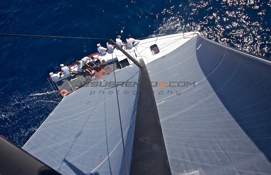 Farr 400 first race in Barcelona,Spain @jrenedo