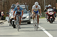 Hoste and Boonen escape