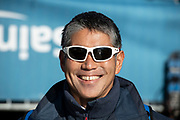 Kojiro SHIRAISHI (skipper Vendée Globe 2016-2017) during the Route du Rhum 2018, on November 3rd, in Saint Malo, France, before the Route du Rhum sailing race to start on November 4th 2018 - Photo Olivier Blanchet / ProSportsImages / DPPI