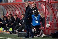 coach Gertjan Gert Jan Verbeek of FC Twente during the Dutch Eredivisie match between FC Twente Enschede and FC Groningen at the Grolsch Veste on March 04, 2018 in Enschede, The Netherlands