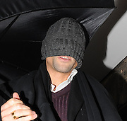 15.DECEMBER.2010. LONDON<br /> <br /> TOTTENHAM HOTSPUR FOOTBALLER HEURELHO GOMES LEAVING MOVIDA NIGHT CLUB IN MAYFAIR AT 4AM VIA THE BACK DOOR LOOKING A LITTLE WORSE FOR WEAR.<br /> <br /> BYLINE: EDBIMAGEARCHIVE.COM<br /> <br /> *THIS IMAGE IS STRICTLY FOR UK NEWSPAPERS AND MAGAZINES ONLY*<br /> *FOR WORLD WIDE SALES AND WEB USE PLEASE CONTACT EDBIMAGEARCHIVE - 0208 954 5968*