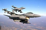 F16C Falcon USAF in Korea