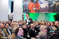 AMSTERDAM - Nationaal Golf Congres & Beurs 2015. NVG- directeur Lodewijk Klootwijk.  FOTO KOEN SUYK