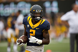 BERKELEY, CA - SEPTEMBER 12:  Cornerback Darius Allensworth #2 of the California Golden Bears warms up before the game at California Memorial Stadium on September 12, 2015 in Berkeley, California. The California Golden Bears defeated the San Diego State Aztecs 35-7. (Photo by Jason O. Watson/Getty Images) *** Local Caption *** Darius Allensworth