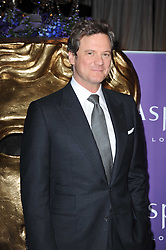 Colin Firth at the Orange BAFTA's Nominees party held at Asprey, 165 New Bond Street, London on 20th February 2010.