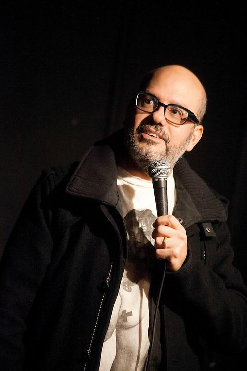 David Cross - Whiplash - UCB Theater, New York - January 7, 2013