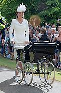 Princess Charlotte's Baptism, Sandringham