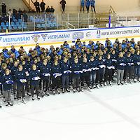 Pohjola-leiri 2016 pelaajat