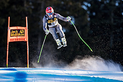 15.12.2016, Saslong, St. Christina, ITA, FIS Ski Weltcup, Groeden, Abfahrt, Herren, 1. Training, im Bild Blaise Giezendanner (FRA) // Blaise Giezendanner of France in action during the 2nd practice run of men's Downhill of FIS Ski Alpine World Cup at the Saslong race course in St. Christina, Italy on 2016/12/15. EXPA Pictures © 2016, PhotoCredit: EXPA/ Johann Groder