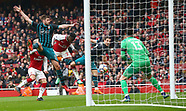 Arsenal v Southampton 08/04/2018