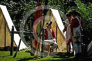 Revolutionary War Encampment Reenactment, Germantown, Philadelphia, PA