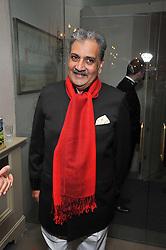 THE MAHARAJA GAJ SINGH I I OF MARWAR- JODHPUR at the Royal Rajasthan Gala 2009 benefiting the Indian Head Injury Foundation held at The Banqueting House, Whitehall, London on 9th November 2009.