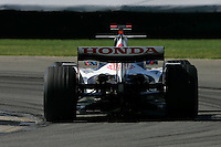 Jenson Button, USGP, 2005