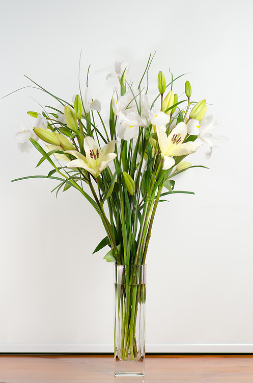 Flower arrangements / Arreglo florales<br />