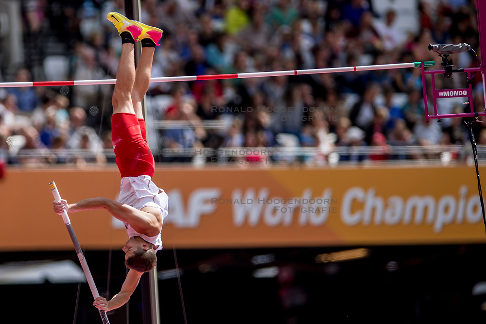 06-08-2017 IAAF World Championships Athletics day 3, London
