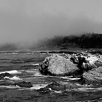 Point Lobos, south of Carmel, CA is a land that has inspired the likes of Adams and Weston. A visit in the early morning before the fog lifts is a photographers delight.